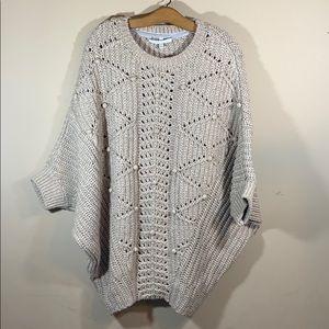 Victoria's Secret Soft Poncho Sweater
